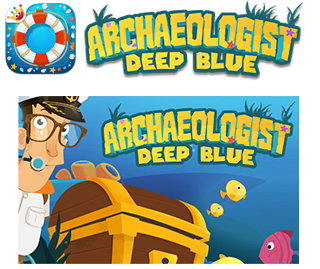Archeologist Deep Blue