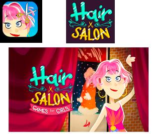 Hair Salon – Games for girls