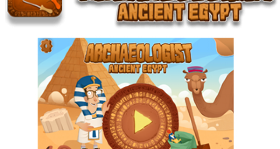 Archeologist Ancient Egypt