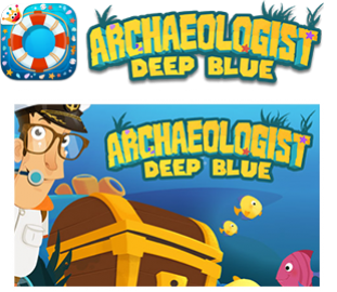 Archeologist Deep Blue